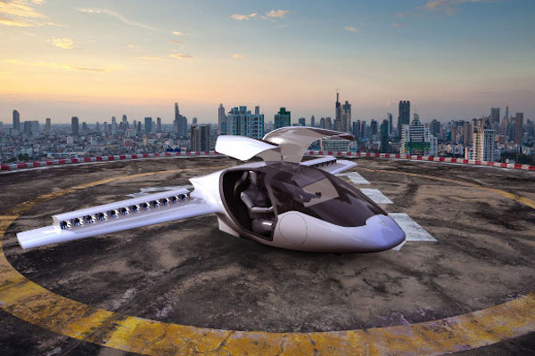 "LILIUM'S BRINGING THE ""FRIENDLY"" BACK TO THE SKIES WITH AN AIR TAXI"