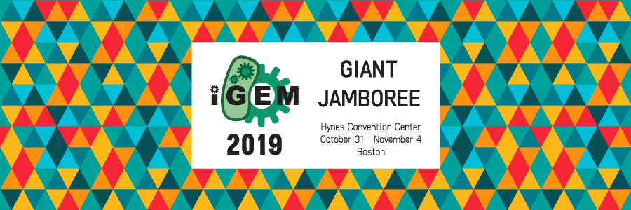 Save The Date For iGEM 2019!