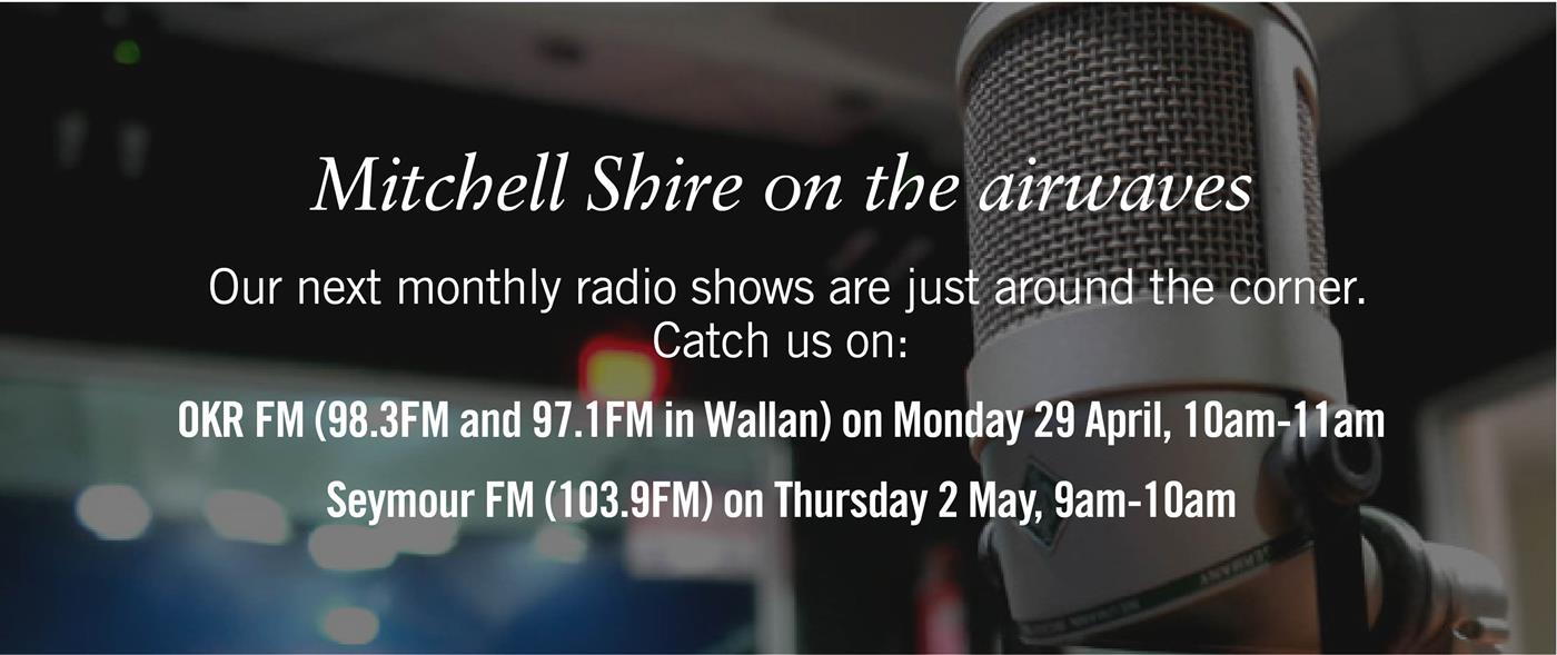 Mitchell Shire Council radio shows