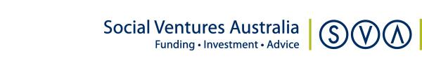 Social Ventures Australia   Funding.Investment.Advice