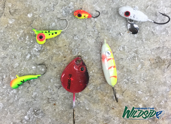 Northland Second Punch Offering Lures: Tungsten Banana Bug, Mitee Mouse, Mud Bug, Bro Bling Bug, Forage Minnow & Eye Dropper