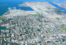 Alameda Point Aerial