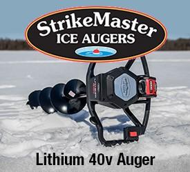 StrikeMaster Lithium 40v Auger