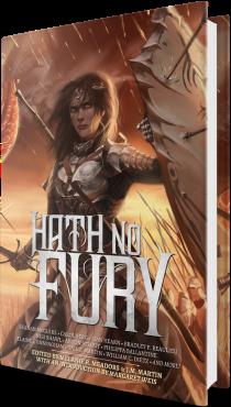 Cover of Hath No Fury Kickstarter