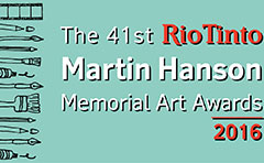 Martin Hanson Awards logo