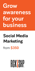 Ad: RCKTSHP - Social media marketing