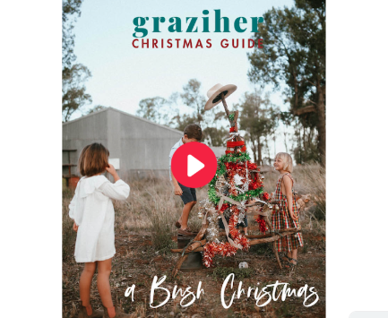 RFTTE Graziher Christmas Gift Guide