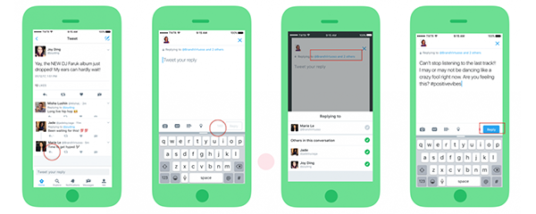 Digital tip: You now have 140 characters for your Twitter replies