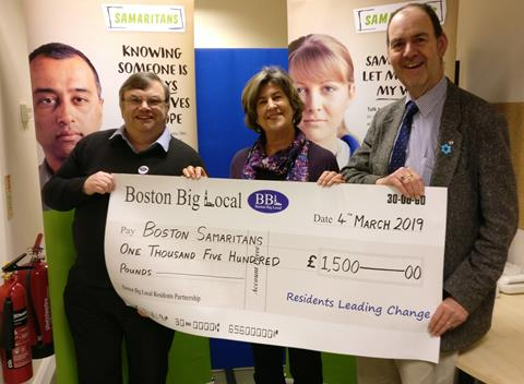 New support for Big Local areas