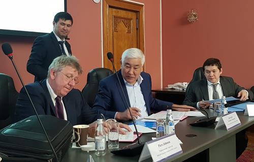 MOU Kazakhstan