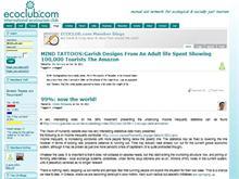 ECOCLUB.com Member Blogs