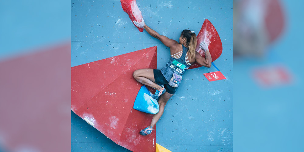 Not That Fit: Going for Stamina with Pro Climber and Ninja Warrior Meagan Martin