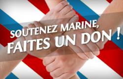 Soutenez Marine, FAITES UN DON !