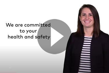 VIDEO: SAFETY MEASURES