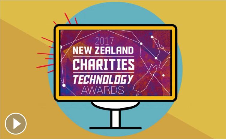 NZ Charities Technology Awards image