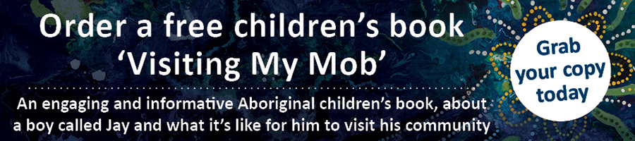Visiting My Mob