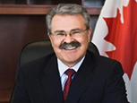 Gerry Ritz: Minister of Agriculture