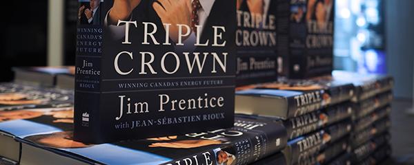 Launching Jim Prentice's Triple Crown