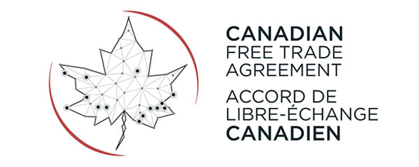 Taking steps towards internal free trade: The Canadian Free Trade Agreement