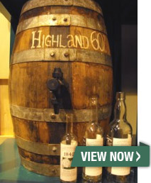 Highland Cask Whisky 60%
