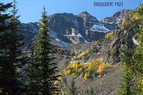 Boulder Hut - Dreaming a Life