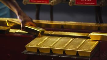 Gold prices fall as global stocks rise on encouraging trade developments