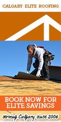 Ad: Calgary Elite Roofing
