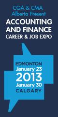 CGA & CMA: Accounting and Finance Job Expo