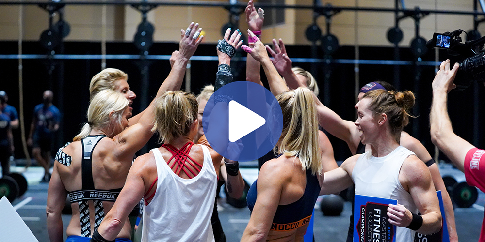 Season's End and the Future on Display at Masters Fitness Collective Championship