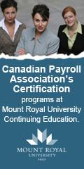MRU ContEd - Certified Payroll Management