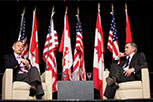 Event re-cap Dr. Steven Chu and Jim Prentice: The energy conversation of the year