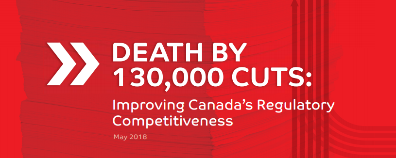 Regulate Smarter: Death by 130,000 cuts