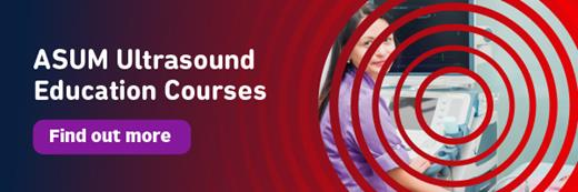 ASUM Ultrasound Education Courses