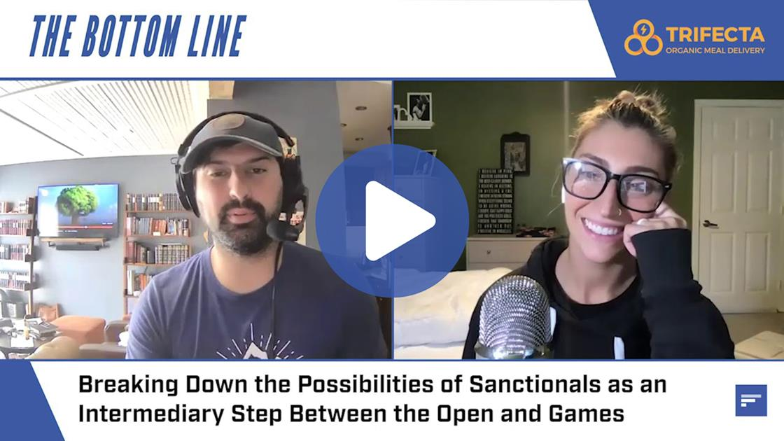 Could Sanctionals Become an Intermediary Step Between the Open and the Games?