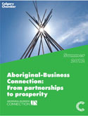 Chamber publishes report to improve aboriginal-business partnerships