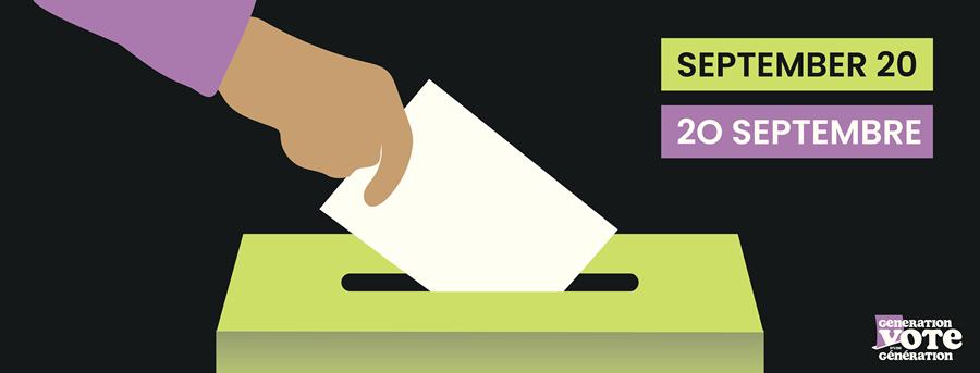 Generation Vote: September 20, 2021