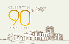 Celebrating 90 Years of SFO