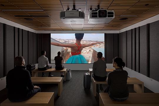 Video Arts Room