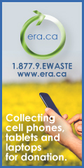 Ad: Electronic Recycling Association