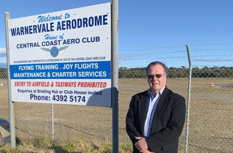 Central Coast Airport