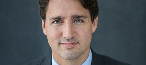 A conversation with Prime Minister Justin Trudeau