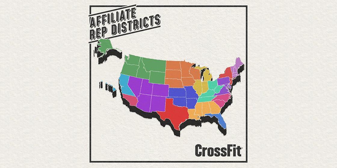 CrossFit Affiliate Reps Program Update