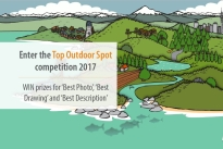 Top Outdoor Spot Competition now open