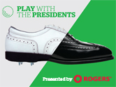 Hole sponsorships available for Play with the Presidents
