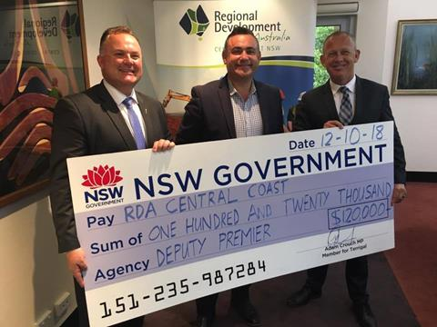 Government funding boost