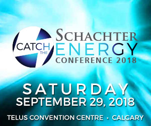 Ad: Schachter Energy Conference