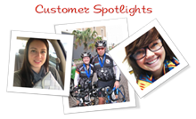 Customer Spotlights