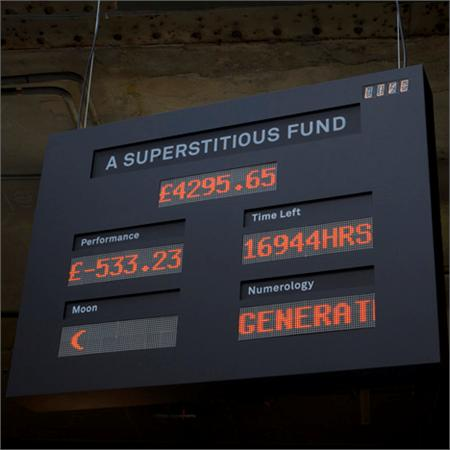 The Superstitious Fund by Shing Tat Chung