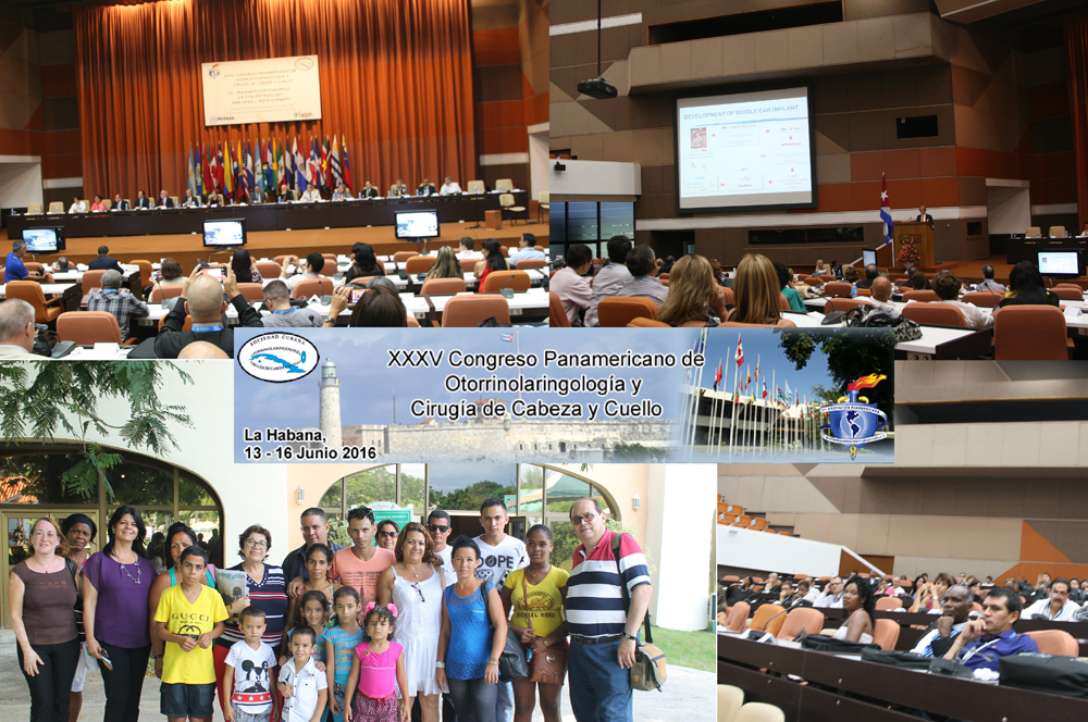 Photos from the Cuba conference
