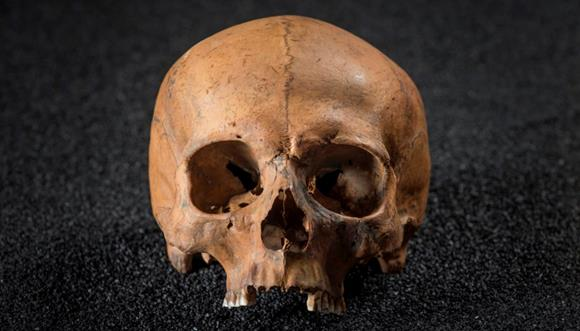 Roman Dead – five mysterious burials at Museum of London Docklands exhibition